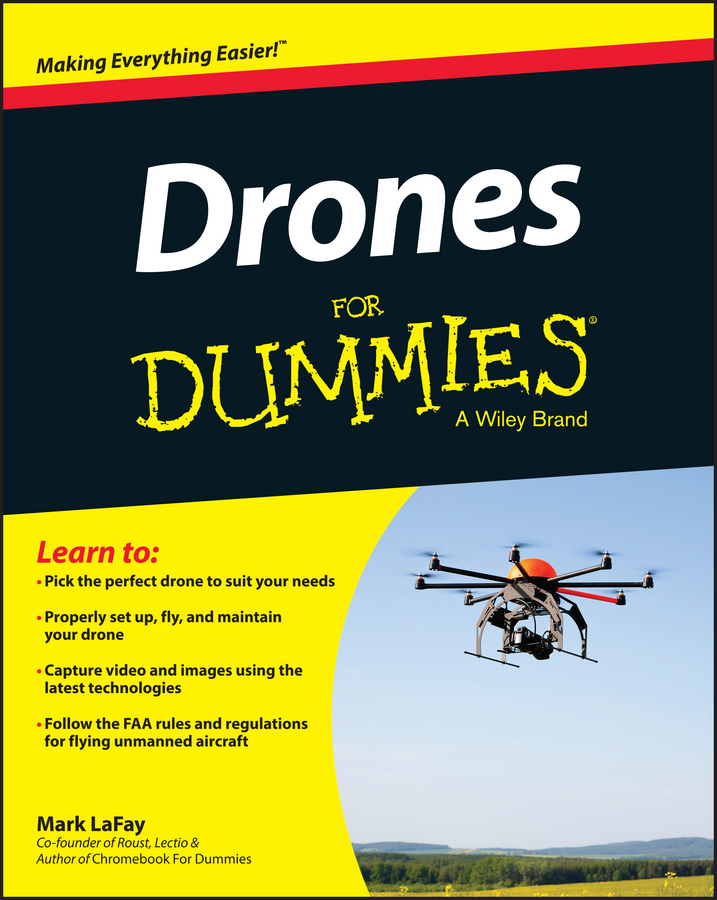 Mark LaFay Drones For Dummies кубики abtoys 29 дет pt 00477