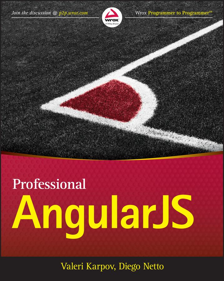 Valeri Karpov Professional AngularJS цены