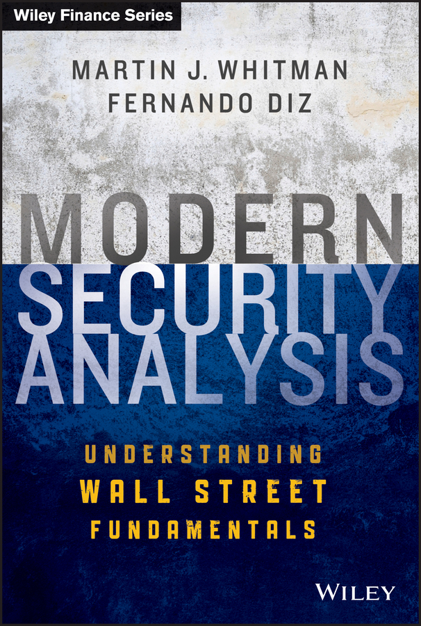 Fernando Diz Modern Security Analysis. Understanding Wall Street Fundamentals все цены