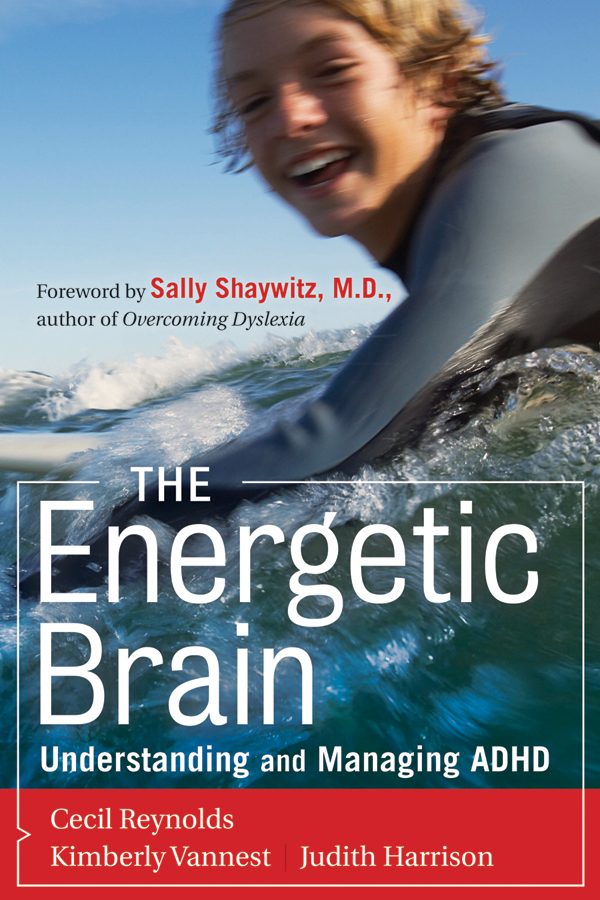 Kimberly Vannest J. The Energetic Brain. Understanding and Managing ADHD what the brain sees