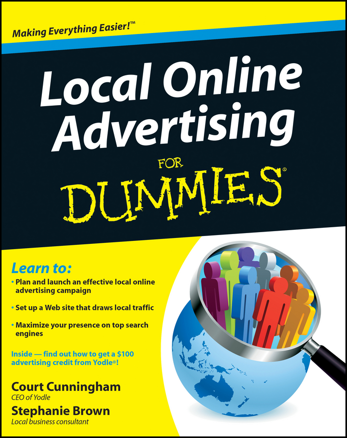 Court Cunningham Local Online Advertising For Dummies paula wynne pimp my site the diy guide to seo search marketing social media and online pr