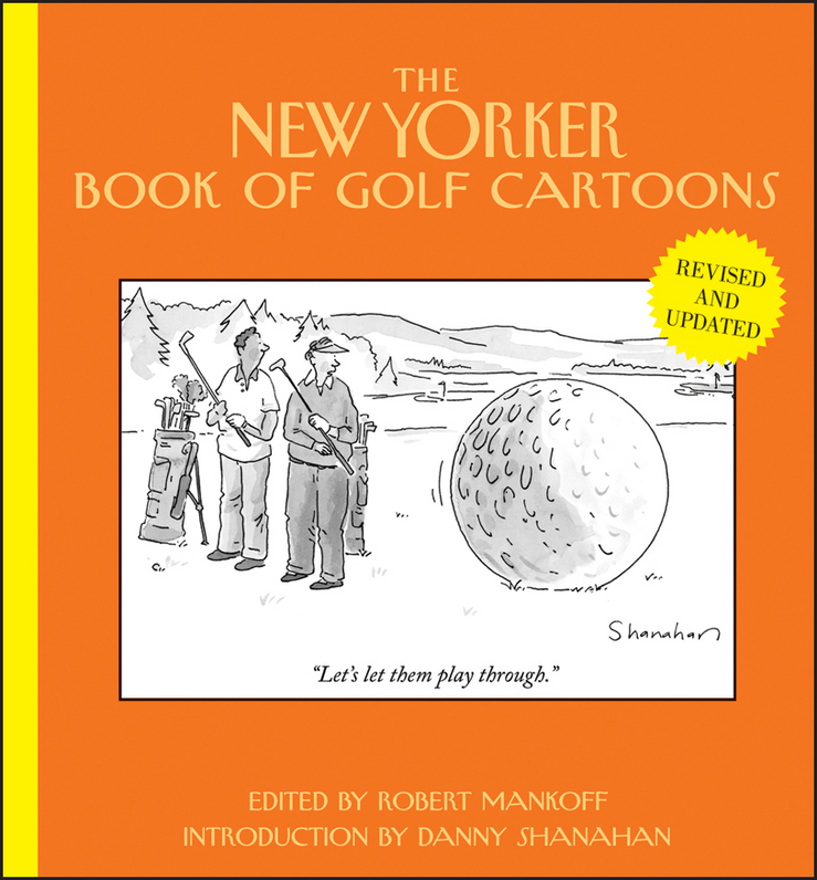 Robert Mankoff The New Yorker Book of Golf Cartoons 2016 new free shipping the best price one pcs tacking nozzle for hot air welding gun ss316l
