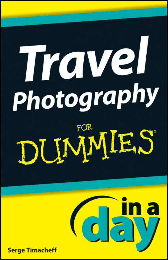 Serge Timacheff Travel Photography In A Day For Dummies portable on camera led video light kit