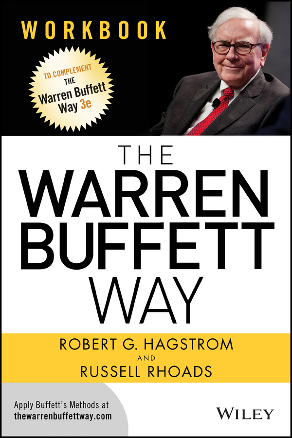Russell Rhoads The Warren Buffett Way Workbook objective first workbook with answers cd