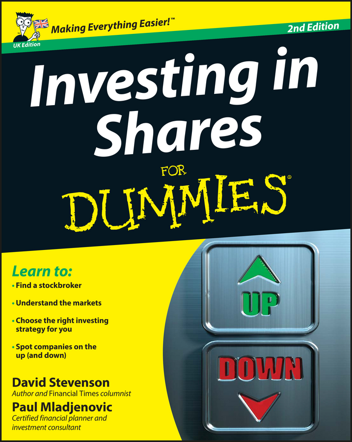 Paul Mladjenovic Investing in Shares For Dummies dunn james getting started in shares for dummies australia