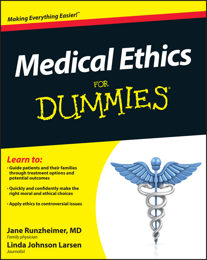 Jane Runzheimer Medical Ethics For Dummies цена в Москве и Питере