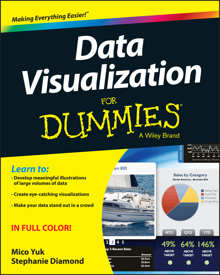 Stephanie Diamond Data Visualization For Dummies michael burchell no excuses how you can turn any workplace into a great one