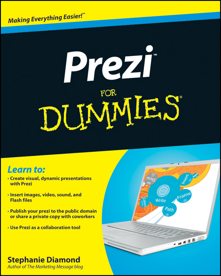 Stephanie Diamond Prezi For Dummies stephanie diamond prezi for dummies