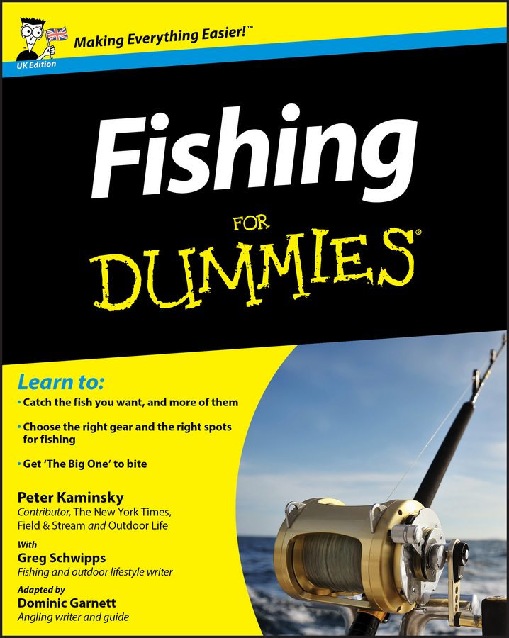 Peter Kaminsky Fishing For Dummies the british isles cd
