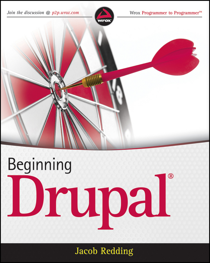 Jacob Redding Beginning Drupal
