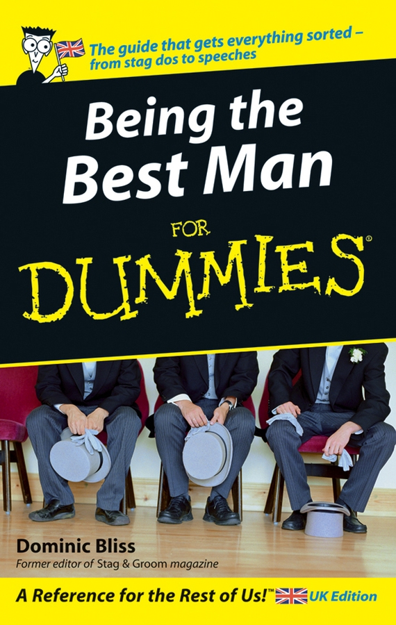 Dominic Bliss Being The Best Man For Dummies 50pcs lot stp6a60