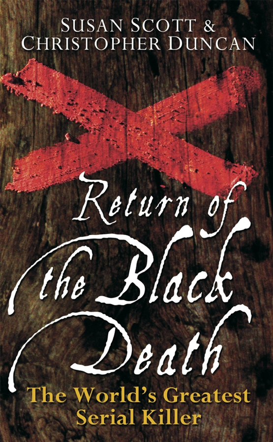 Susan Scott Return of the Black Death. The World's Greatest Serial Killer vixen return of lion