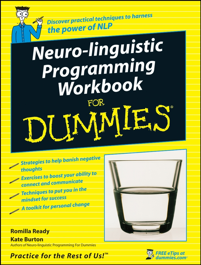 Kate Burton Neuro-Linguistic Programming Workbook For Dummies kate burton building rapport with nlp in a day for dummies