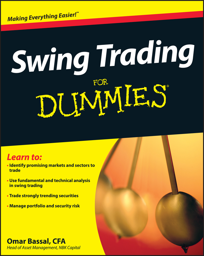Omar CFA Bassal Swing Trading For Dummies alpesh patel the online trading cookbook
