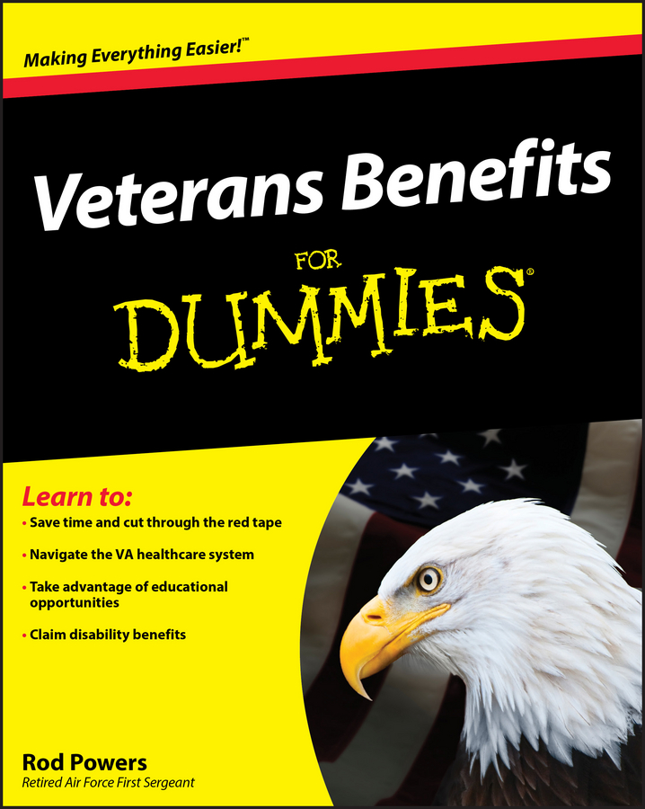 Rod Powers Veterans Benefits For Dummies kevin beaver hacking for dummies