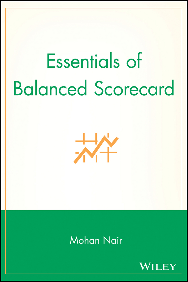 Mohan Nair Essentials of Balanced Scorecard стенд для двигателя matrix