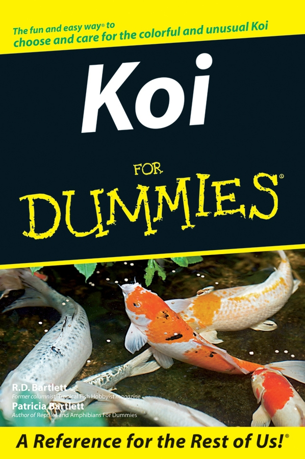 Patricia Bartlett Koi For Dummies