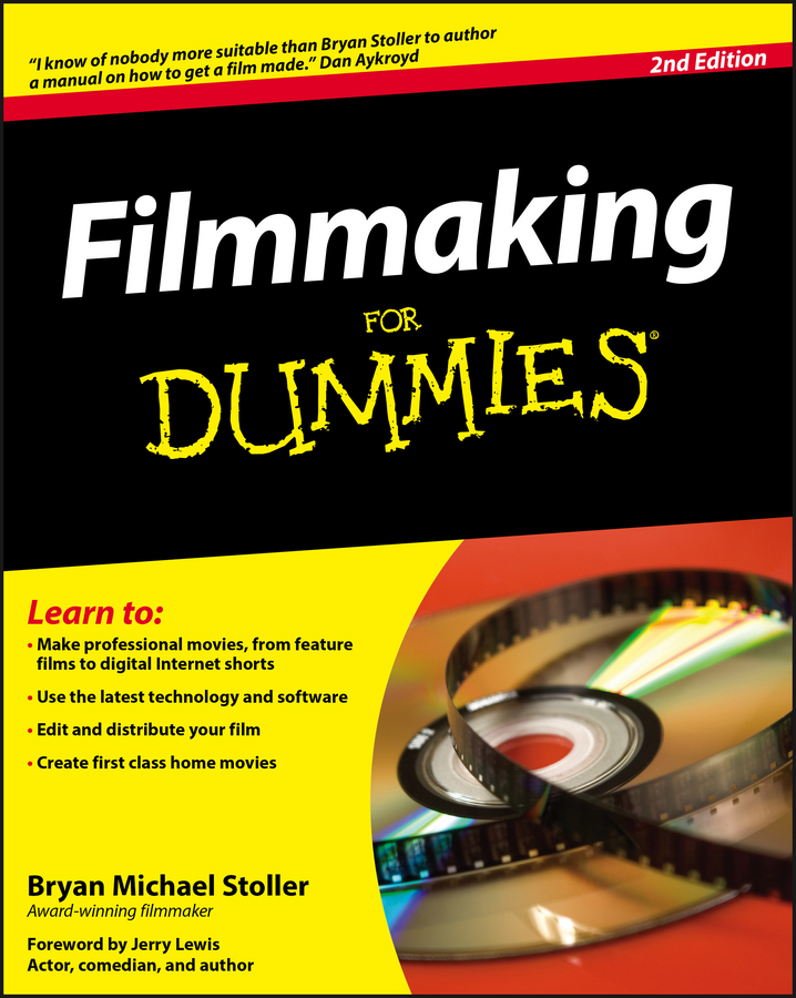 Jerry Lewis Filmmaking For Dummies