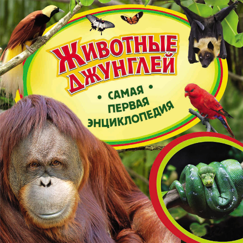 Животные джунглей