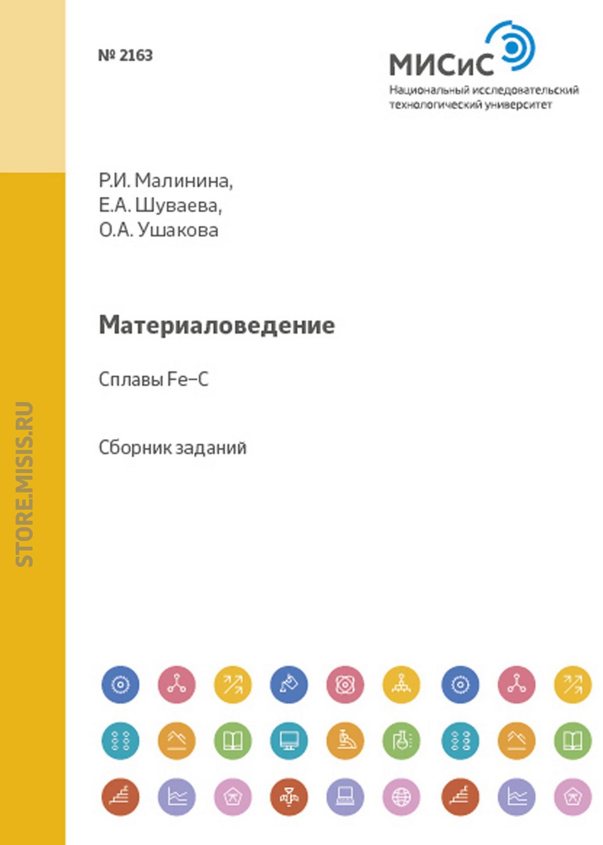 Евгения Шуваева Материаловедение. Сплавы Fe–C