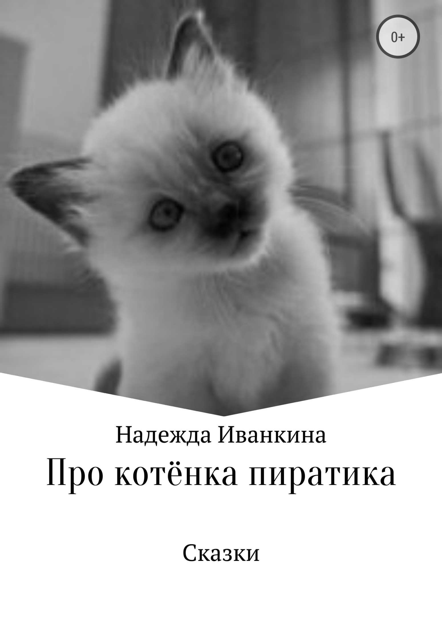 Фото - Надежда Васильевна Иванкина Про котёнка Пиратика е а маханова читательский дневник школьника