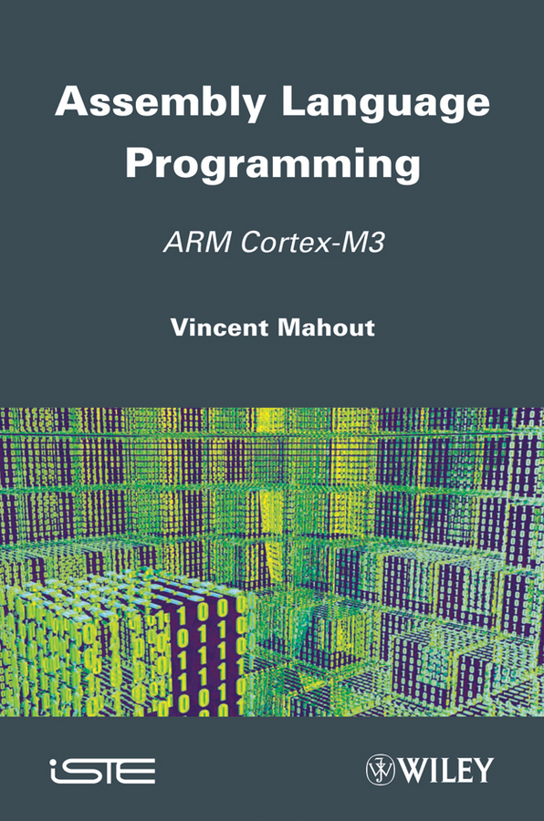 Vincent Mahout Assembly Language Programming. ARM Cortex-M3 майка print bar jamaica style