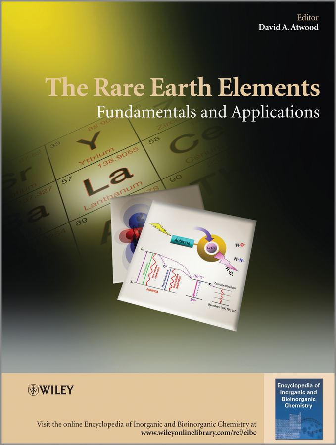 David Atwood A. The Rare Earth Elements. Fundamentals and Applications
