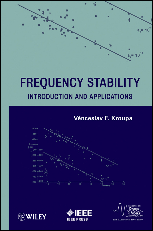 Venceslav Kroupa F. Frequency Stability. Introduction and Applications victor vc2000 10hz 2 4ghz precision digital frequency meter tester frequency counter 8 digit led display