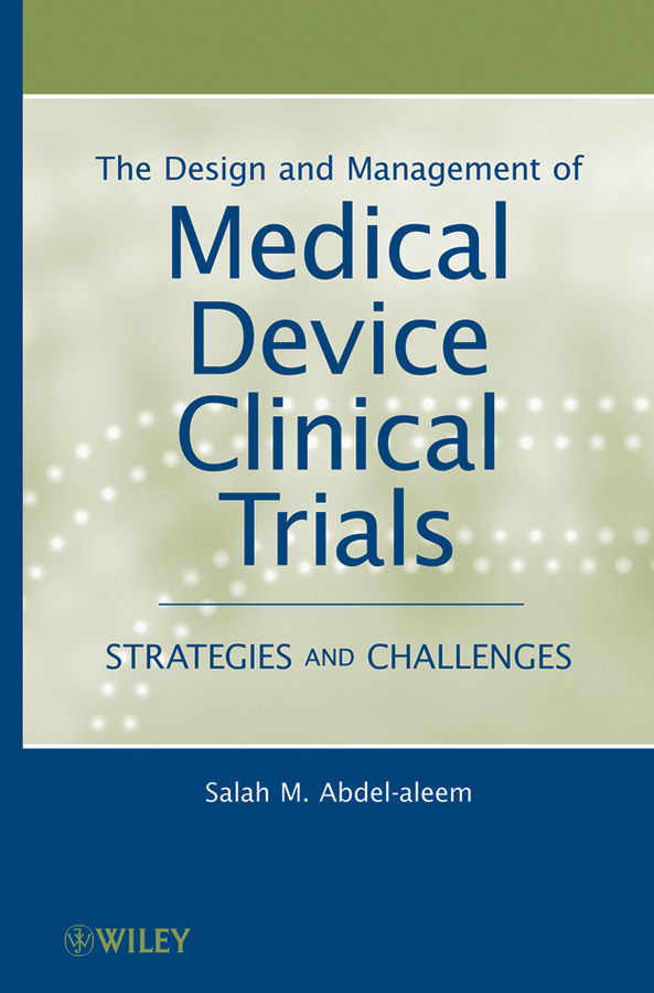 Фото - Salah Abdel-aleem M. The Design and Management of Medical Device Clinical Trials. Strategies and Challenges concise colour block and circle pattern design men s slippers