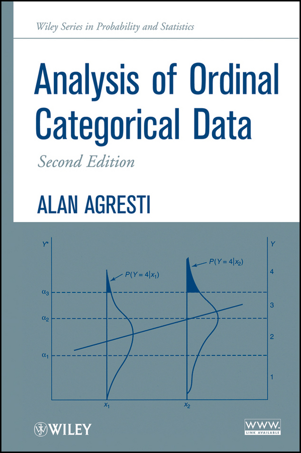Alan Agresti Analysis of Ordinal Categorical Data dimiter dimitrov m statistical methods for validation of assessment scale data in counseling and related fields