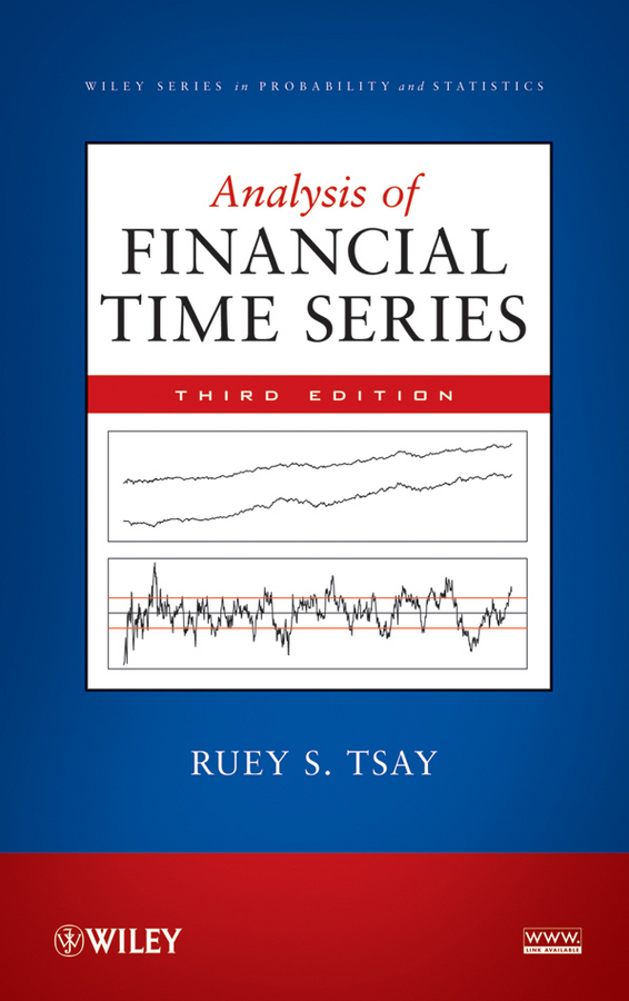 Ruey S. Tsay Analysis of Financial Time Series financial modeling 2e cd