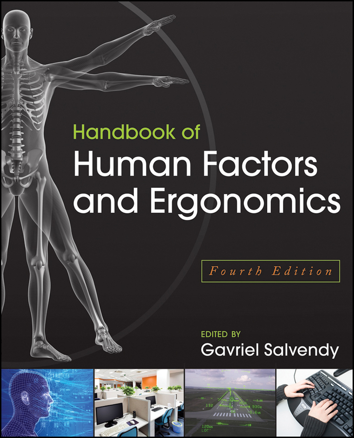 Gavriel Salvendy Handbook of Human Factors and Ergonomics цена в Москве и Питере