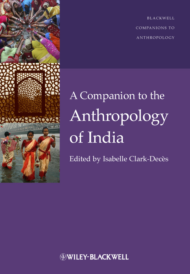 Isabelle Clark-Deces A Companion to the Anthropology of India geochemistry of groundwater in a river basin of andhra pradesh india