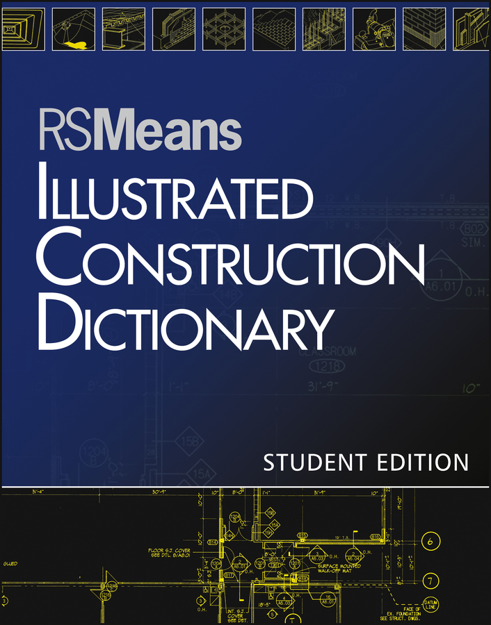 RSMeans RSMeans Illustrated Construction Dictionary dictionary of symbols