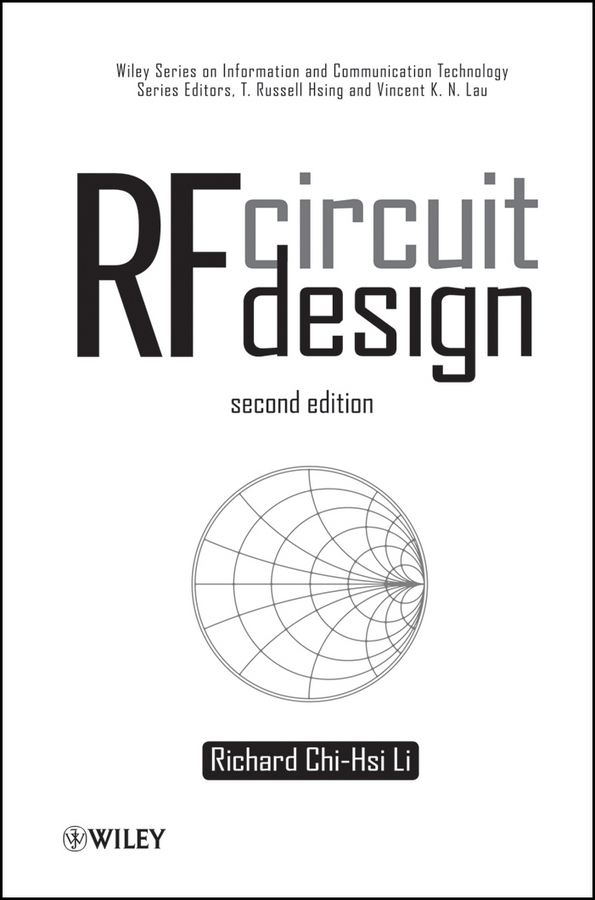 Richard Li C. RF Circuit Design richard li c rf circuit design