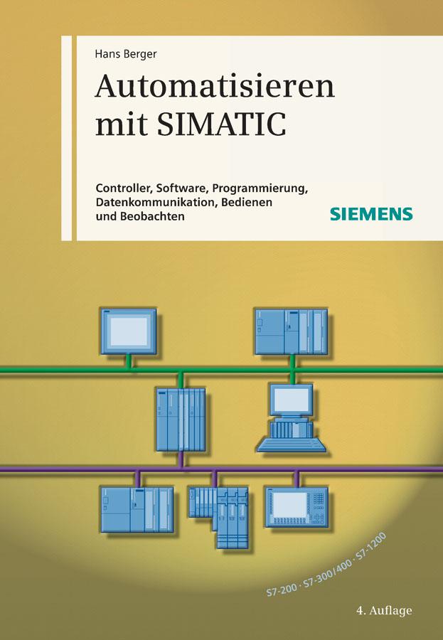 Hans Berger Automatisieren mit SIMATIC britta wehen das sprichwort und der spruch