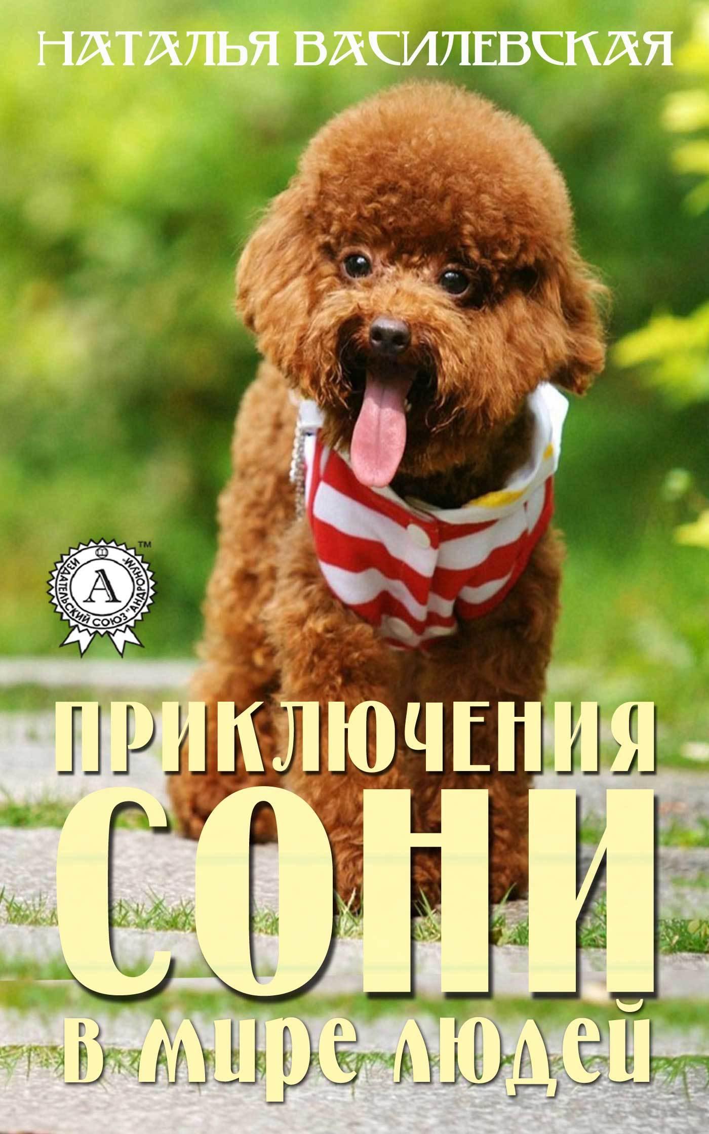 Приключения Сони в мире людей_Наталья Василевская