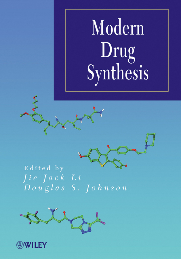 Johnson Douglas S. Modern Drug Synthesis kenji mori chemical synthesis of hormones pheromones and other bioregulators