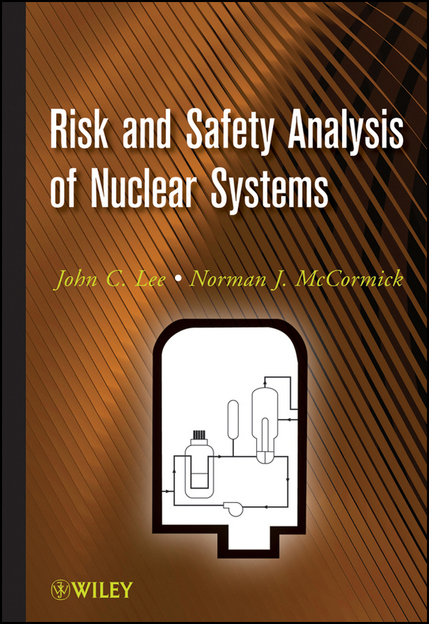 McCormick Norman J. Risk and Safety Analysis of Nuclear Systems 1pc used yokogaea ea9 a