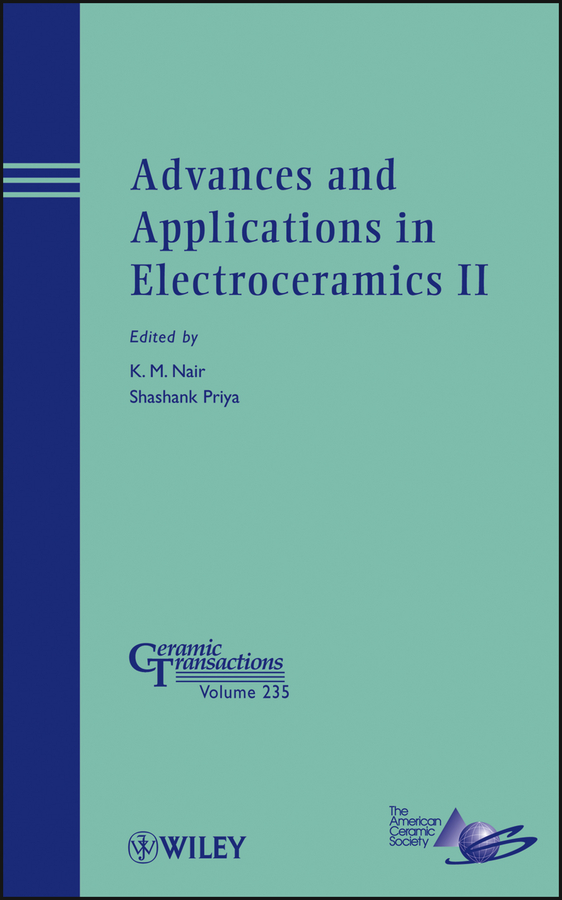 Nair K. M. Advances and Applications in Electroceramics II selected books and journals in science and engineering