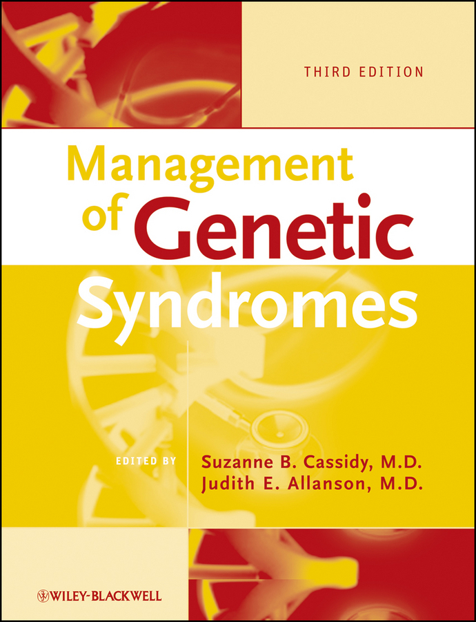 Allanson Judith E. Management of Genetic Syndromes management of education