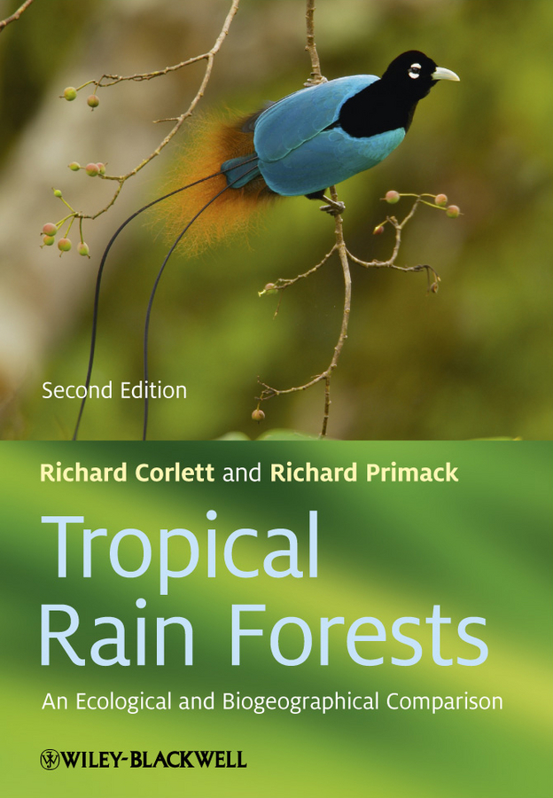 Primack Richard B. Tropical Rain Forests. An Ecological and Biogeographical Comparison ecological studies in tropical forest of mt pohen bali