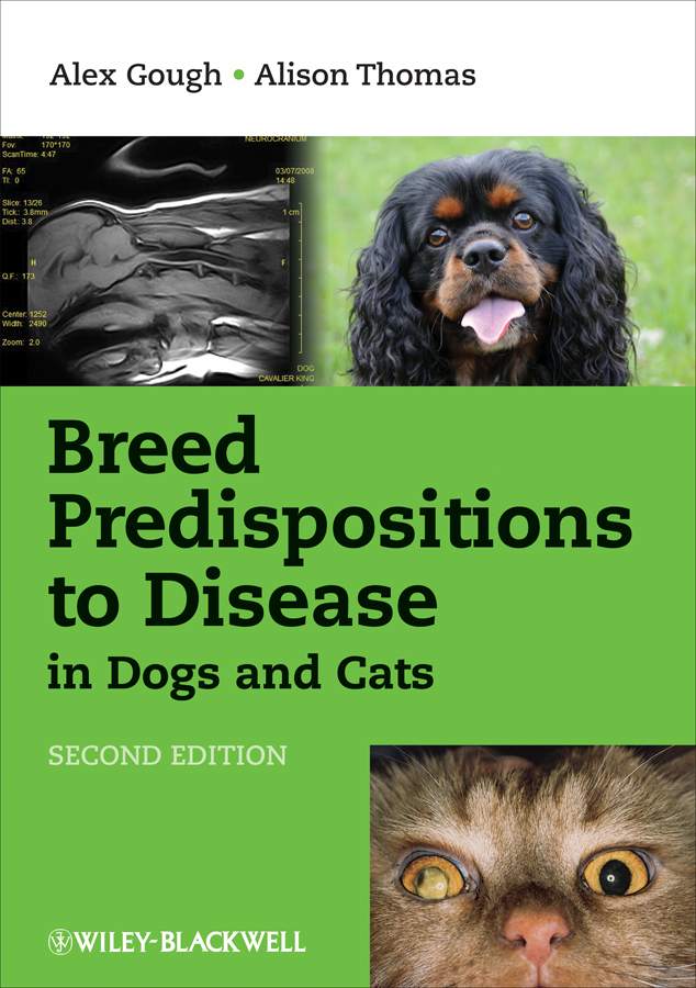 Gough Alex Breed Predispositions to Disease in Dogs and Cats все цены