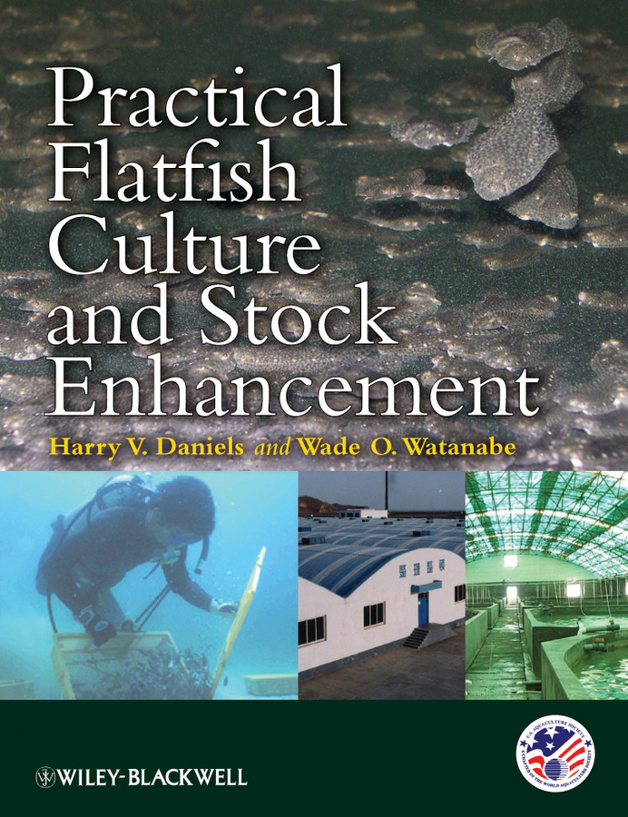 Watanabe Wade O. Practical Flatfish Culture and Stock Enhancement new in stock hm401