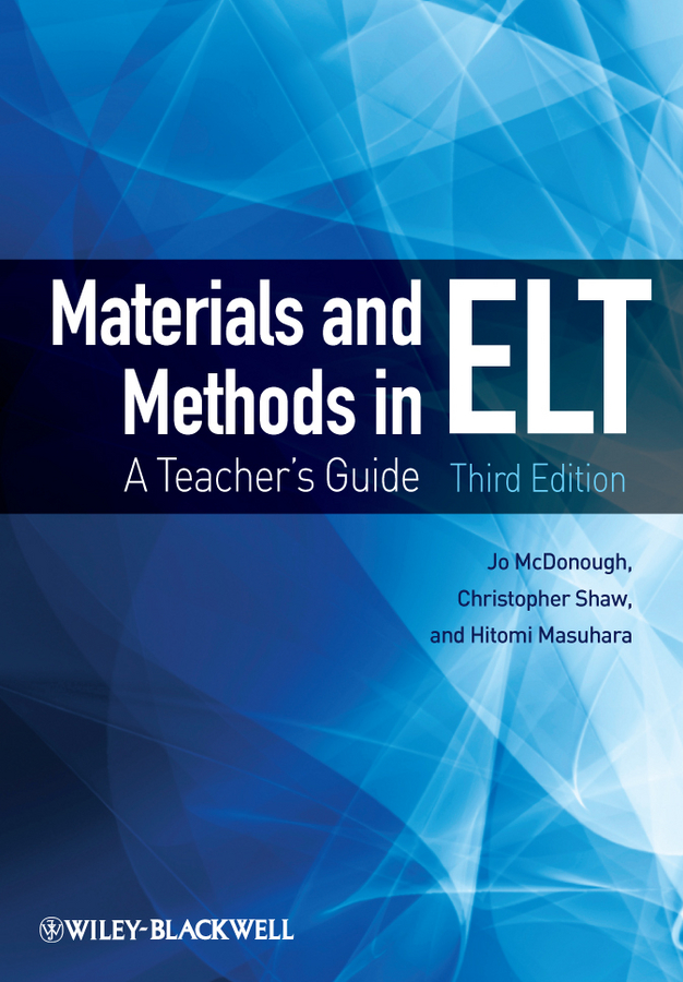 Shaw Christopher Materials and Methods in ELT слипоны черные crosby