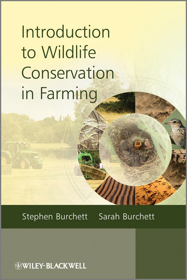 Burchett Stephen Introduction to Wildlife Conservation in Farming casio ltp v001gl 7b