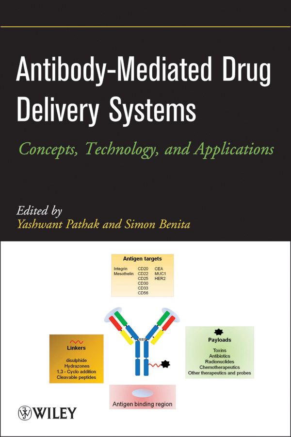 Pathak Yashwant Antibody-Mediated Drug Delivery Systems. Concepts, Technology, and Applications ryan donnelly f novel delivery systems for transdermal and intradermal drug delivery