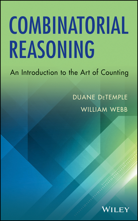 DeTemple Duane Combinatorial Reasoning. An Introduction to the Art of Counting an introduction to pharmacovigilance
