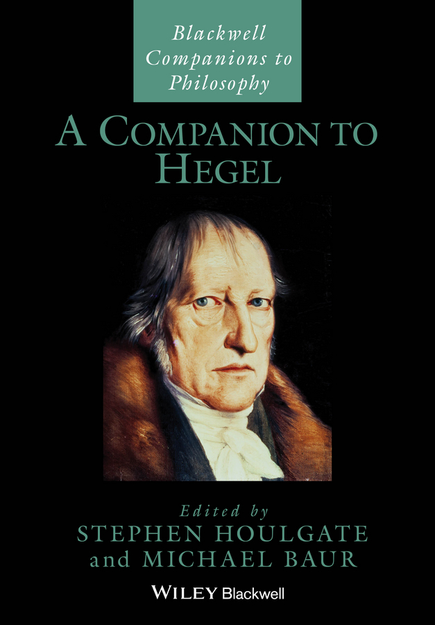 Houlgate Stephen A Companion to Hegel cd iron maiden a matter of life and death