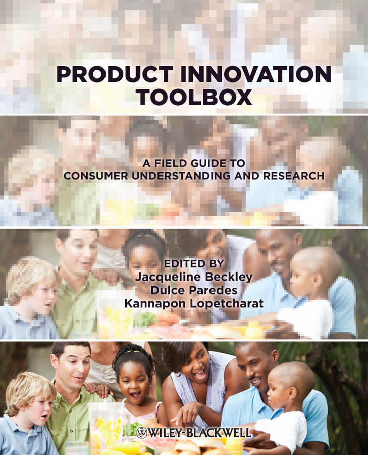 Dulce Paredes Product Innovation Toolbox. A Field Guide to Consumer Understanding and Research consumer electronics portable audio